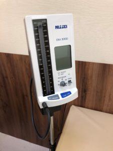 自動血圧計画像